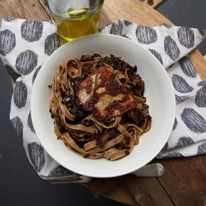 Mushroom & White WinePasta