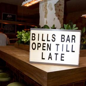 Bill's Bar andBites